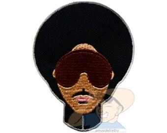 Prince HitnRun Phase 2 Logo Embroidered Patch Purple Rain Pop Rock