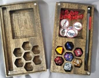 Mahogany Gaming Case
