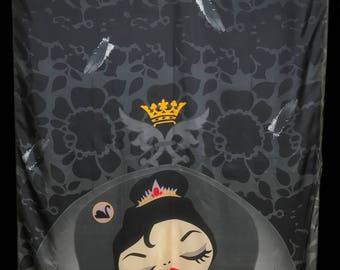 blackswan silkscarf accessories