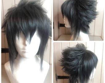 Noctis Wig (Blue Grey)