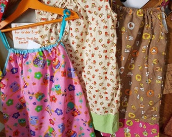 Girls summer dress age 4 and 5