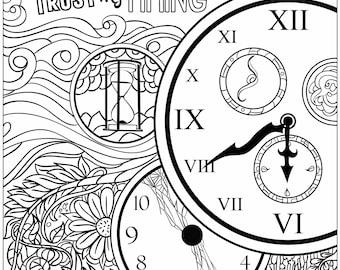 Doodle Art - Timing