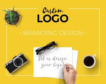 Logo Design, Custom Logo Design, Logo, Logos, Custom Logo, Business Logo, Creative logo, Logo Design Service, Logo Package, Logo Branding