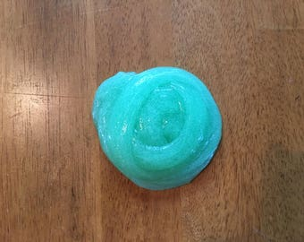 Green Jolly Rancher Slime