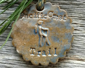 Pacific Crest Trail Holiday Ornament