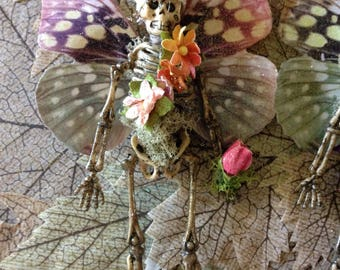 Dead Fairy Ornament