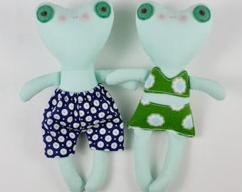 SALE Tiny Twins- Thomas & Milly PDF Pattern