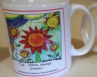 Comfort Card Line - Mugs