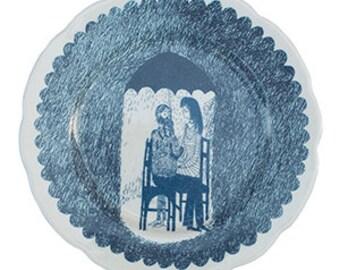 Umbrella Sample Plate