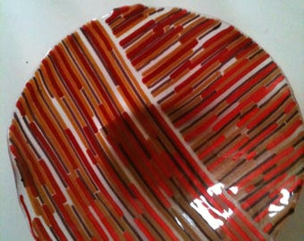 Striped Bowl