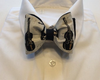 Bass Bow Tie