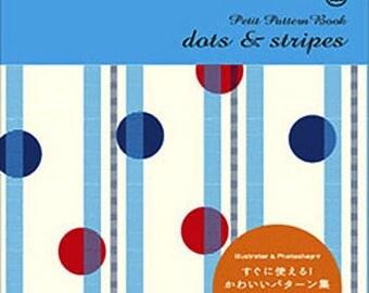 Petite Pattern Book - Dots & Stripes