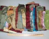 15 oz. Silk Scraps