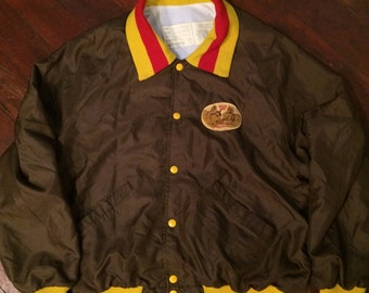 Vintage 70's/80's hogs are beautiful jacket. Mens size small womens size M