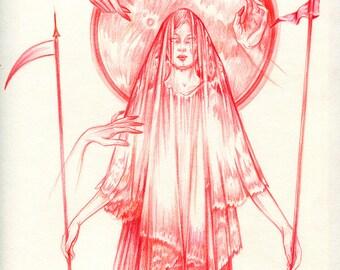 Camilla (original drawing)