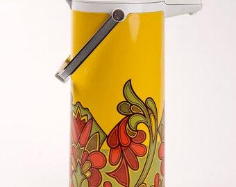 60's Pop Floral Drink Dispenser