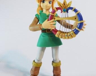 Legend of Zelda A link between Worlds Link Figma Oracle of Ages Oracle of seasons Accessories