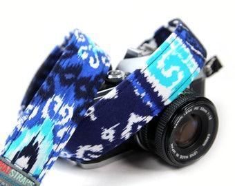 iKat Camera Strap, Retro Camera Strap, Canon, Nikon, DSLR - Royal iKat