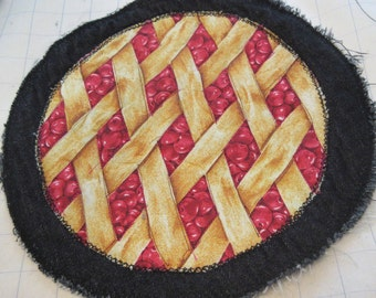 Cowboy Chuckwagon Cherry Pie in a Dutch Oven Dessert - Imaginary Play food