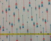 "Arrows knit lightweight 7.5 oz on  cotton lycra 95/5 58"" wide sold per yard"