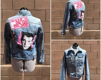NKOTB New Kids On the Block Applique only!