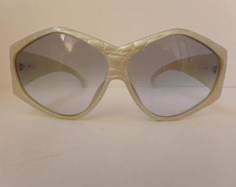 Vintage Christian Dior Oversize Sunglasses