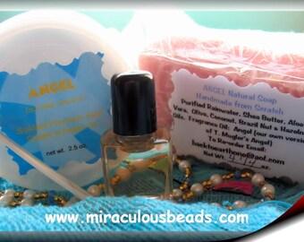 Angel Perfume Gift Set Paraben Free Natural Ingredients