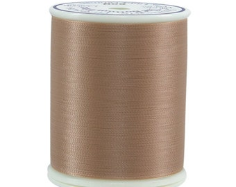 650 Champagne - Bottom Line 1,420 yd spool by Superior Threads
