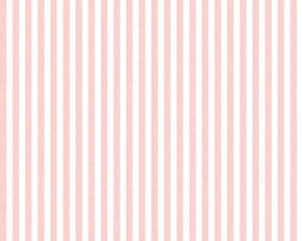 Riley Blake Designs, 1/4 Inch Stripe in BABYPINK (C555)