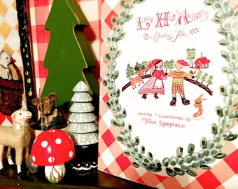 Christmas Book ,Little His Majesty, Christmas book 12 Days of Christmas , Childs Christmas Gift