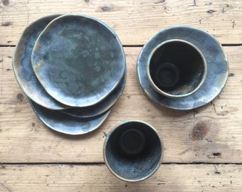 Charcoal Cups