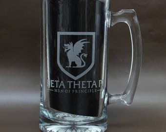 Engraved Beer Mug,Personalized Beer Mug,Groomsmen Mug,Personalized Glasses,Beer Stein,Etched Beer Mug