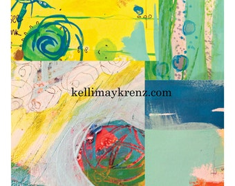 Paper Love available for immediate download - creating with art by kelli may-krenz