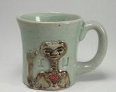 I love you cup, ET mug, Alien,I believe