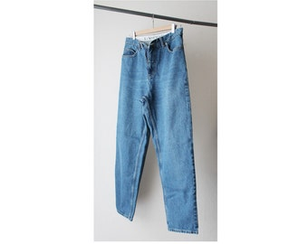 1990's Land's End Baggy Mid Rise Jeans