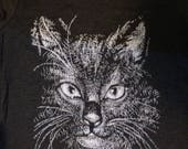 Special Order for Wendy: Felis Shirt