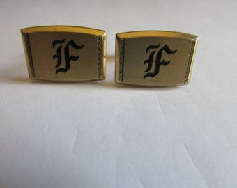 f cuff links