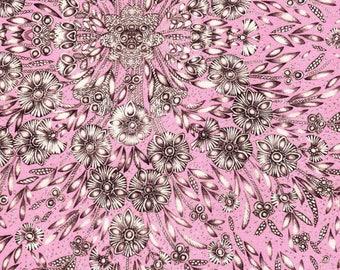 Liberty of London Tana Lawn fabric Lady Zadie  YARDAGE Liberty Tissu