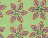 Paisley Flower Pretty -  Flock Together - Kathy Doughty - 100% Quilters Cotton PWMO005 8PRET
