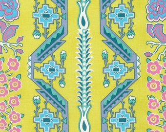 Amy Butler Splendor Native Folk Moonglow PWAB166 100% Quilters Cotton - You choose the Length