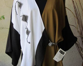Front Wrap Jacket