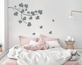 Maple Branch Wall Decal
