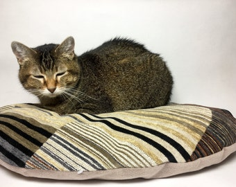 Eco-friendly Wool Pet Bed, Modern Small Dog Bed, Cat Pillow, Kennel Pad, Pet Mat, Machine Washable
