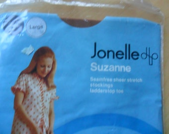 Vintage Jonelle Suzanne Stockings