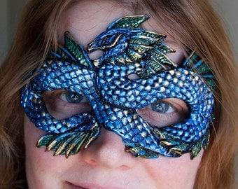 Sea Dragon Mask