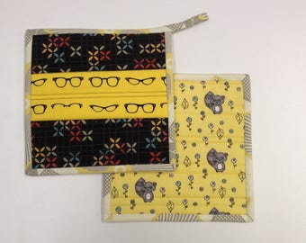 Pot Holders - Quilted
