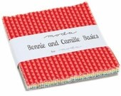 JUST ARRIVED Bonnie & Camille Basics 2 charm square packs