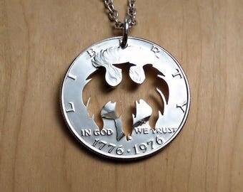 Firebird Necklace, Firebird Pendant, Phoenix Jewelry, Phoenix Pendant, Phoenix Necklace, Tribal Necklace, Phoenix Rising, Handmade