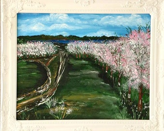Orchard In Bloom ~ FREE SHIPPING