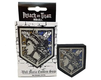 Attack on Titan Soap Wall Maria Officially Licensed